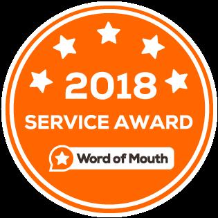 Womo Servcie Award 2018