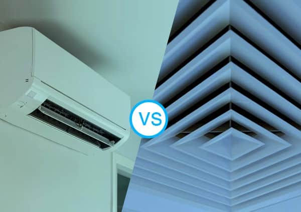 What is better – a multi split system or single systems?