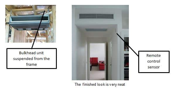 Bulkhead Ducted Air Conditioning Systems