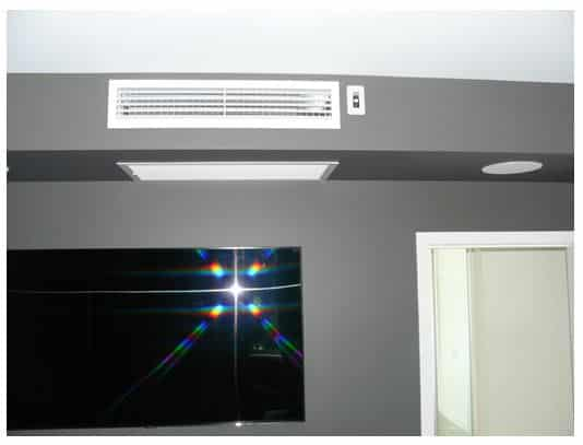 Bulkhead Ducted Air Conditioning Systems Crown Power