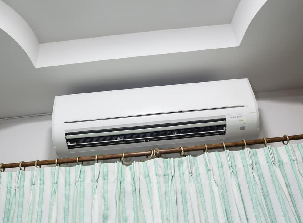 Air Conditioning in Winter - Crown Power
