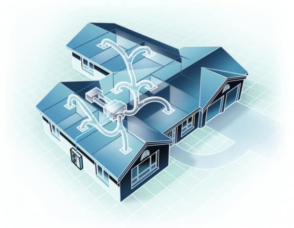 Daikin Air Conditioning Brisbane - Ducted Systems