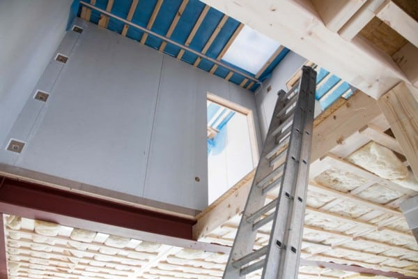 Ducted Air Conditioning Brisbane - Ceiling & Wall Insulation