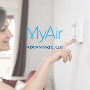 My Air makes home the ultimate comfort zone