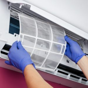 Cleaning Your Air Conditioner